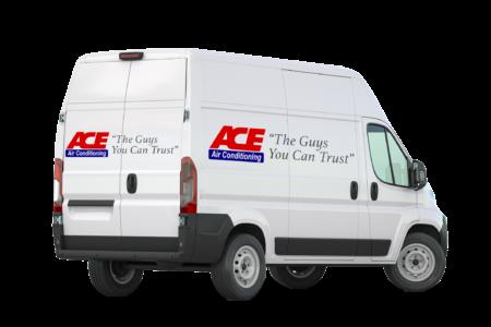 Ace-White-Van